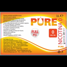 Pure Base Full Pg Pure Ribilio 1 L