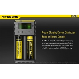 Nitecore Intellicharger New i2 Charger