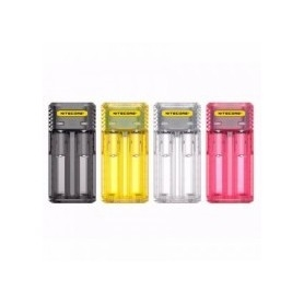 Nitecore Q2 Wall EU Charger Black