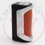 Geekvape Aegis Box Mod 100watt Solo Corpo Silver Brown
