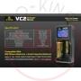 Xtar VC2 LCD Charger