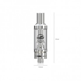 Eleaf Atomizer GS Basal 15mm Silver
