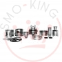 Exvape Expromizer V3 Fire 2ml Brushed Silver