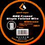 Geekvape N80 Framed Staple Twisted Wire 26x2+26x2+32ga 3M