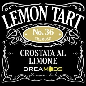 Drea Mods Lemon Tart No.36 Aroma 10ml