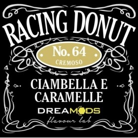 Drea Mods Racing Donut No.64 Flavor 10ml