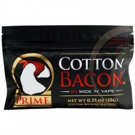 Wick' N' Vape Cotton Bacon Prime
