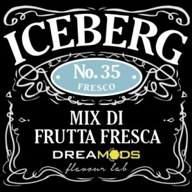 Drea Mods Iceberg No.35 Flavor 10ml