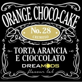 Drea Mods Orange Choco-Cake No.28 Flavor 10ml