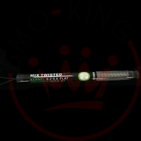 Tube Mix Twisted 0.2*0.8 26ga A1