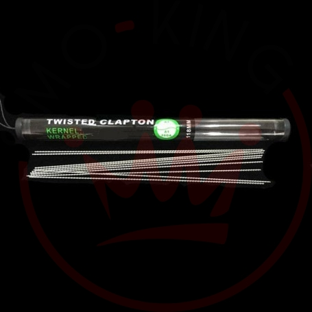 Tube Twisted Clapton 38ga A1 28ga A1 X 2