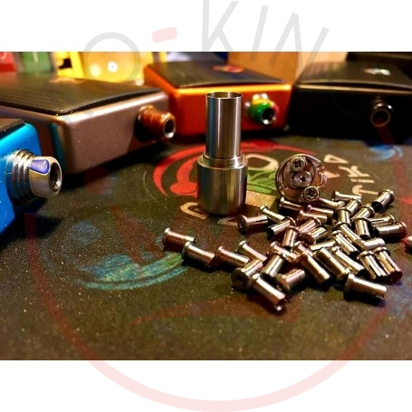 Sasa' Mods Riduttore Dell'aria 1mm Per Exocet Billet Box