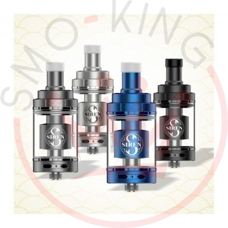 Digiflavor Siren 2 GTA MTL 24mm Atomizer Black