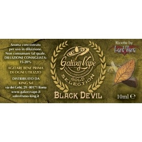 Galaxy Vape Aroma Linea Gold Selection Black Devil 10ml
