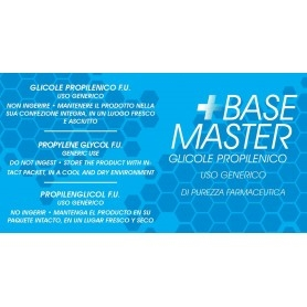 Master Base Full PG Propylene Glycol 100ml