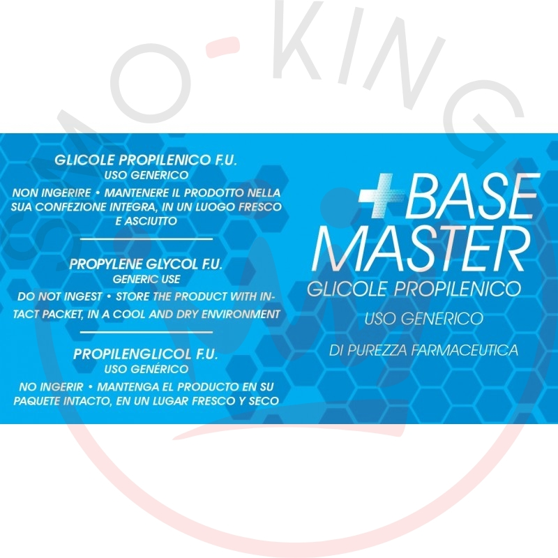 Master Base Full PG Glicole Propilenico 100ml