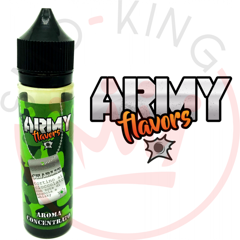 Iron Vaper Army Flavors Charlie Instant Aroma 20ml