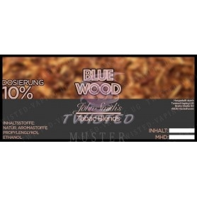 Twisted John Smith's Blue Wood Tobacco Aroma 10ml