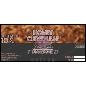 Twisted John Smith's Honey Cured Leaf Tobacco Aroma 10ml