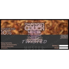 Twisted John Smith's Chaikowski's Cough Medicine Tobacco Aroma 10ml