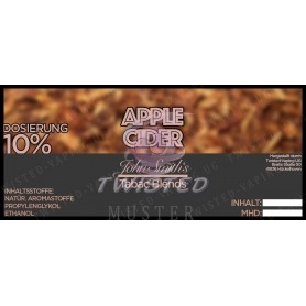 Twisted John Smith's Apple Cider Tobacco Aroma 10ml