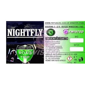 Twisted Road Trip Nightfly Aroma 10ml