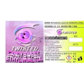 Twisted Candy Sweet Ethyl Maltol Aroma 10ml