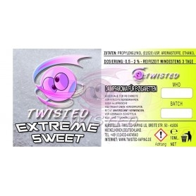 Twisted Extreme Sweet Aroma 10ml