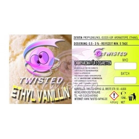 Twisted Ethyl Vanillin Aroma 10ml