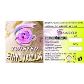 Twisted Ethyl Vanillin Aroma 10ml