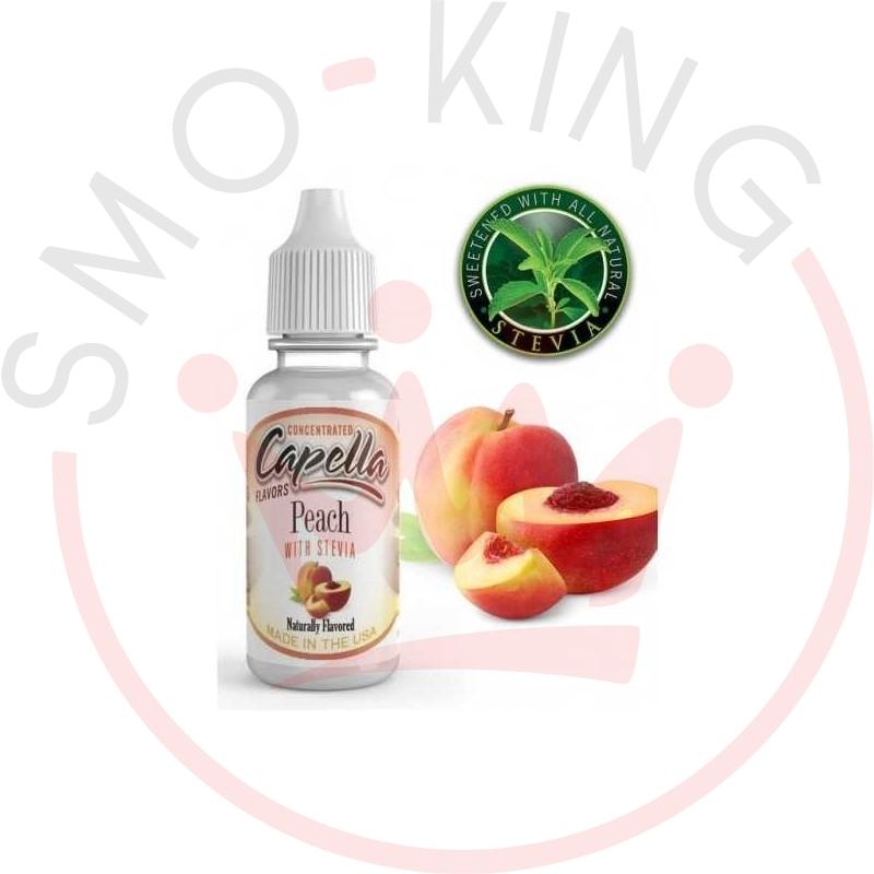 Capella Peach With Stevia Aroma 10ml