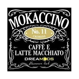 Drea Mods Mokaccino No.11 Flavor 10ml