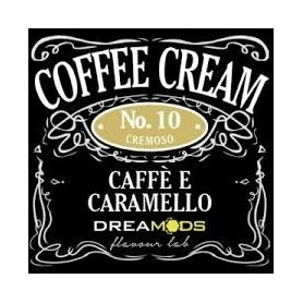 Drea Mods Coffee Cream No.10 Flavor 10ml