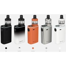 Joyetech Exceed Kit Completo Con D22C Tank Silver