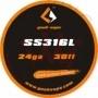 Geekvape Tape Wire SS316L 24ga 10ml