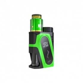 Ijoy Capo Squonker Kit Completo 100w Green
