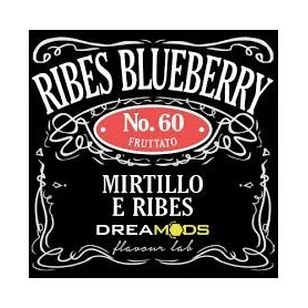 Drea Mods  Ribes Blueberry No.60 Flavor 10ml