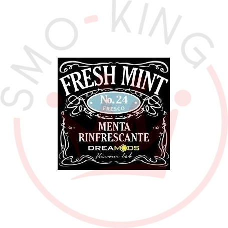 Drea Mods  Fresh Mint No.24 Flavor 10ml