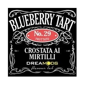 Drea Mods  Blueberry Tart No.29 Flavor 10ml