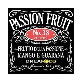 Drea Mods Passion Fruit No.38 Flavor 10ml