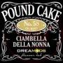 Drea Mods Pound Cake No.58 Aroma 10ml