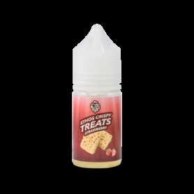 Ethos Vapors Crispy Treats Strawberry Instant Concentrate 20ml