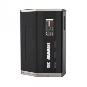 Snow Wolf 365 Box Mod Black