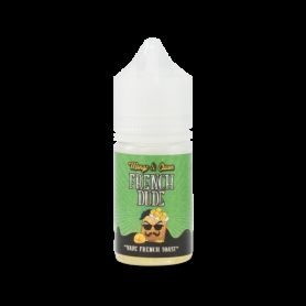 Vape Breakfast French Dude Mango Cream Aroma