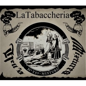 La Tabaccheria Hell's Mixtures N 759 Mixture 10 ml