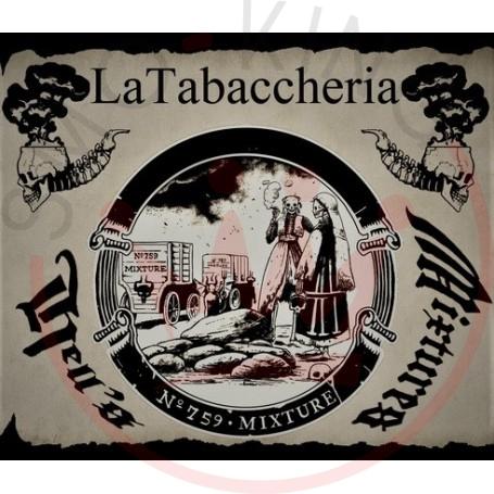 La Tabaccheria Hell's Mixtures N 759 Mixture 10 ml