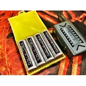 Wrap Battery 18650 Smo-king 10 pcs