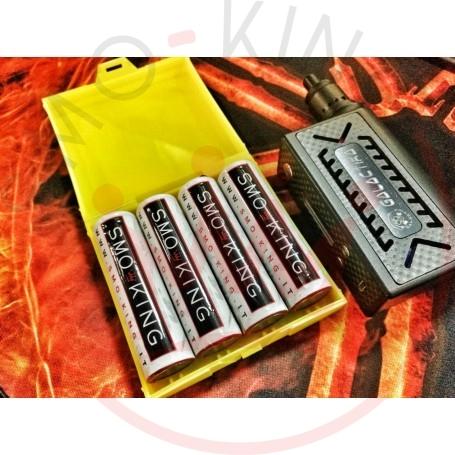 Wrap Battery 18650 Smo-king 10 pcs