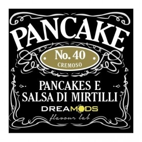 Drea Mods Pancake Man Pancake No.40 Flavor 10ml