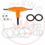GEEKVAPE Griffin 25 Accessories Screw+o-ring+allen Key